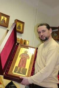 Мерные иконы от мастерской «Русские традиции»